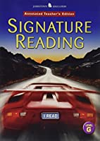 Signature Reading, Level G (Jamestown Education) Annotated Teacher's Edition 0078617235 Book Cover