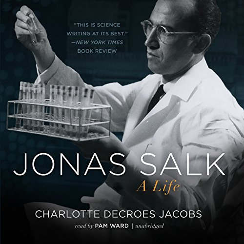 Jonas Salk audiobook cover art