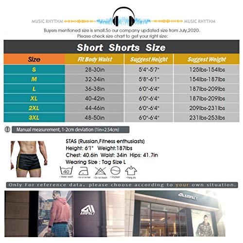 AIMPACT Mens Swim Trunks Swimming Shorts for Men Swimwear Square Shorts Fashion Causal(White,XXXL)