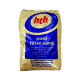 HTH 67074 Filter Sand Care for Swimming Pools, 50 lbs