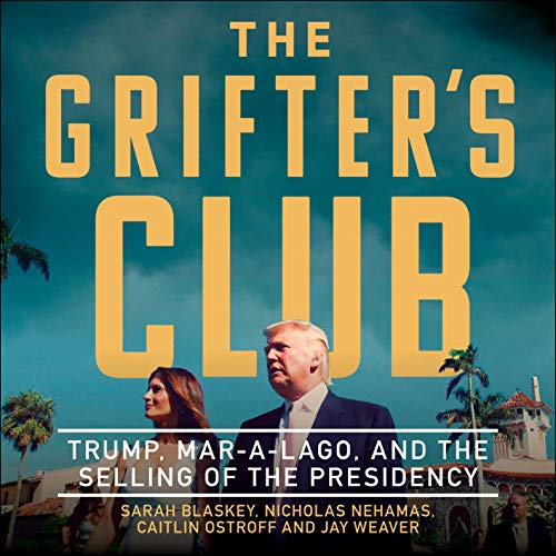 The Grifter's Club Titelbild