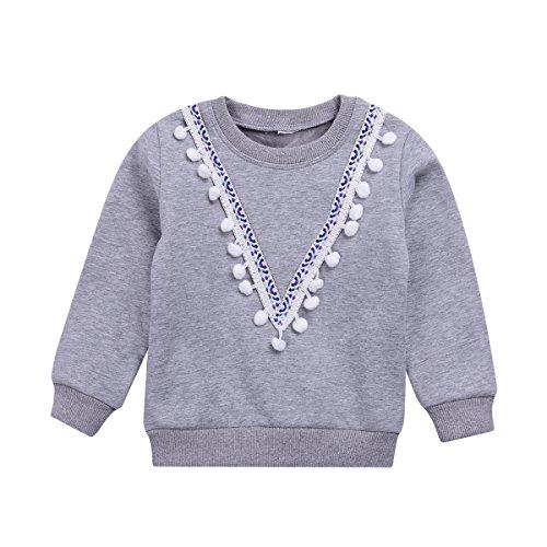 Baby Girls' Novelty Sweatshirts