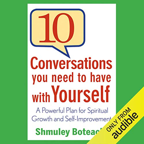 10 Conversations You Need to Have with Yourself  By  cover art