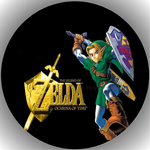 Fondant Tortenaufleger Tortenbild Geburtstag Die Legende von Zelda AMA7