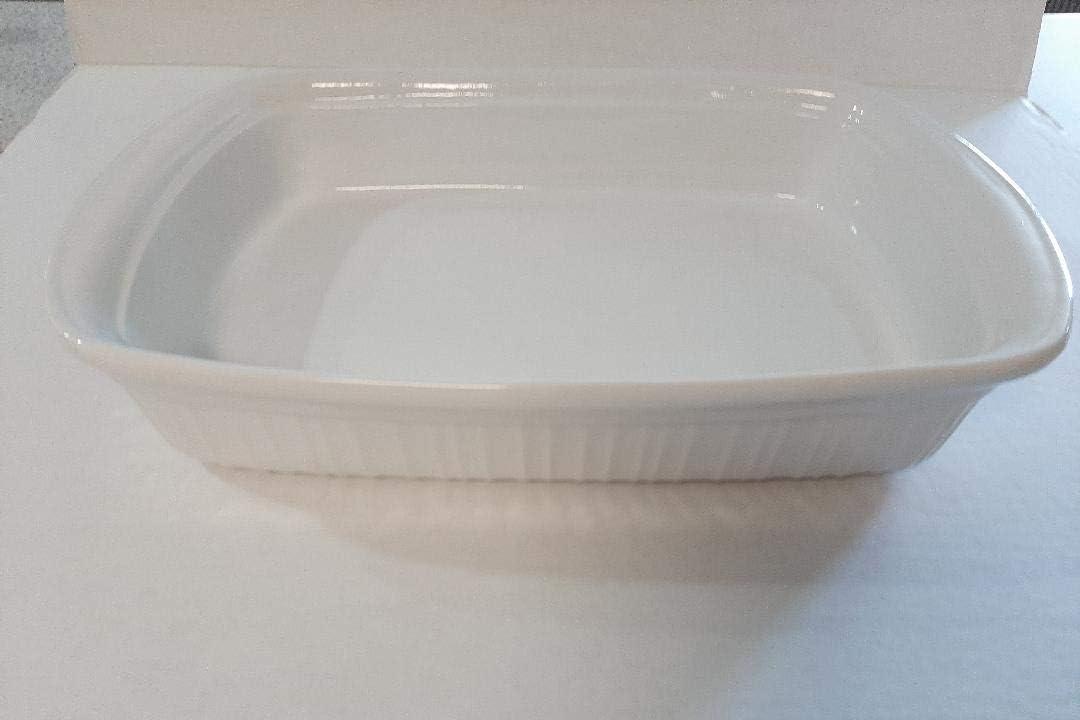 Corningware Finally resale Indianapolis Mall start Frenchwhite 9 Stoneware 13