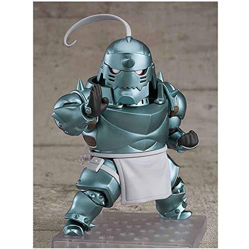 QKKJ 10cm Kung Fu Chef Charakter Bewegliches Modell Exquisite Tischdekoration Modell Und SammlerstüCke,1