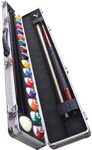 Aramith Ball and Max 45% Direct sale of manufacturer OFF Box Case Cue