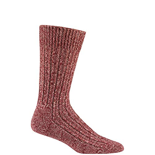 Wigwam F5326 Men's Aspen Socks, Burnt Henna - MD