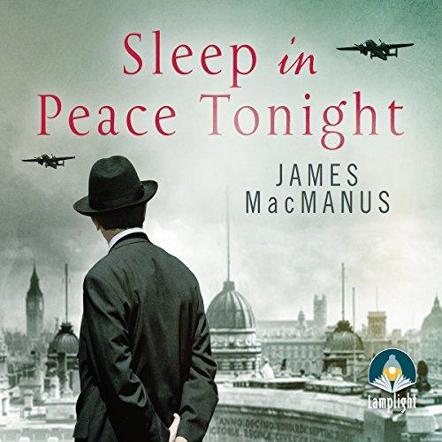 Sleep in Peace Tonight audiobook cover art