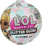 LOL Surprise 561606E7C Glitter Globe Doll Winter Disco Series, 8 Surprises, Multi