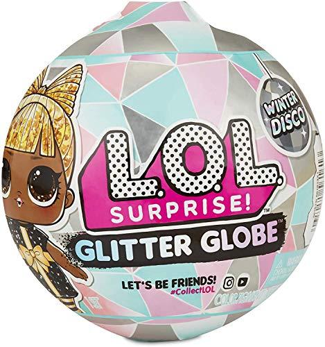LOL Surprise 561606E7C Dolls Glitter Globe Series, 8 Überraschungen