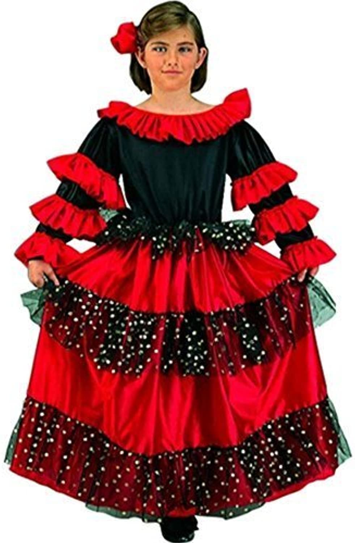 minoristas en línea Spanish Dancer Beauty Beauty Beauty Kids Costume by RG Costumes  artículos novedosos