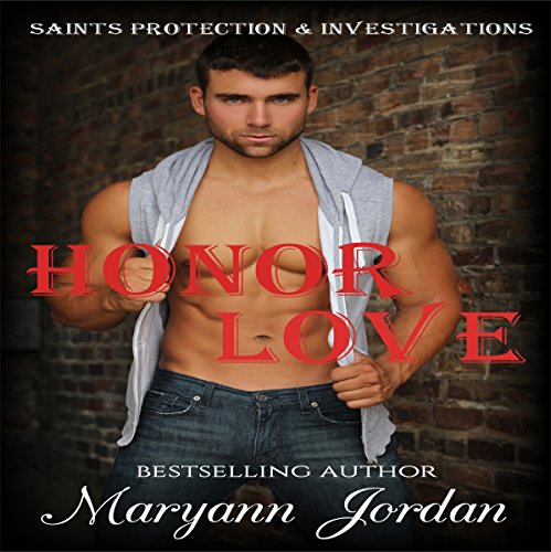 Honor Love audiobook cover art