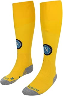 2017-2018 Napoli Kappa Away Socks (Yellow)