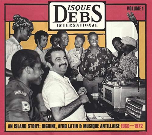 Disques Debs International (1960-1972) An Island Story: Biguine, Afro Latin & Musique Antillaise (2LP) [Vinyl LP]