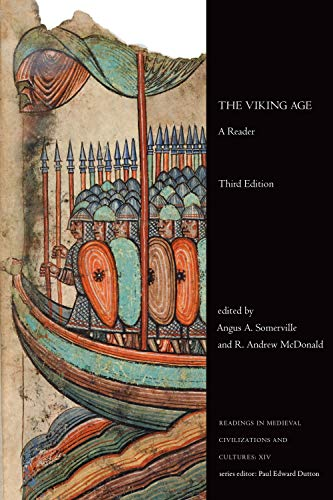 Somerville, A: Viking Age (Readings in Medieval Civilizations and Cultures, Band 14)