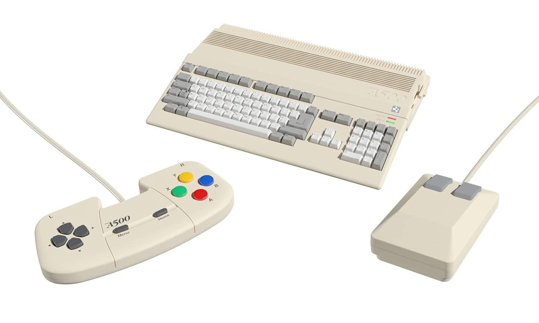 Commodore Amiga es el último sistema de juegos que recibe un mini remake retro