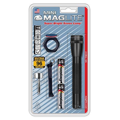 Maglite Combo pack Mini R6 blister Noir 14.5 cm