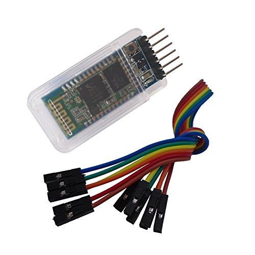 DSD TECH HC-05 Classico Bluetooth Bluetooth 2.0 Seriale Wireless Module Per Arduino UNO R3 Nano Pro Mini MEGA