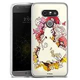 Coque en Silicone Compatible avec LG G5 Étui Silicone Coque Souple Produit sous Licence Officielle...