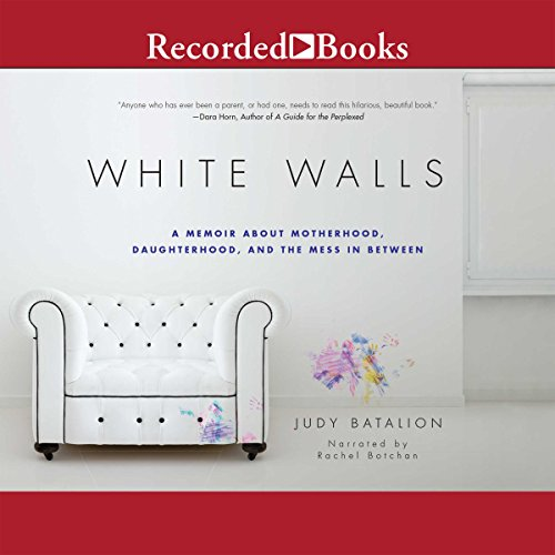 White Walls audiobook cover art
