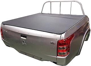 Clip On Ute Tonneau Cover to fit Mitsubishi MQ/MR Triton with Headboard