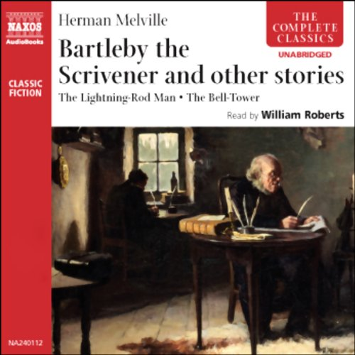 Bartleby the Scrivener and Other Stories audiobook cover art
