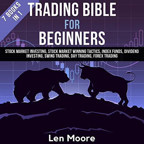 Trading Bible for Beginners cover art