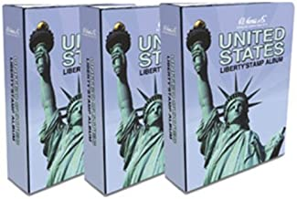 Harris USA Liberty Stamp Album Vol 1-3 1847-2016 with Pictures/Illustrations
