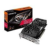 Gigabyte Radeon RX 5500 XT OC 8G (8 GB, GDDR6/PCI Express 4.0/1647 MHz, 1845 MHz/14000 MHz)
