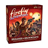 Gale Force Nine GF9FADV1 Firefly Adventures: Brigands y Browncoats.