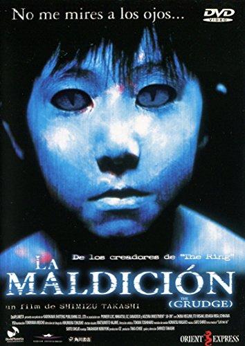 La maldición (Ju-on: The grudge) [DVD]