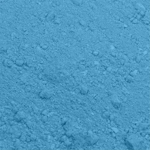 Lebensmittelfarbe Puder karibikblau / Caribbean Blue