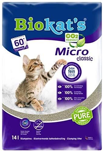 Gimborn 615660 Biokat's Micro Classic 14 L PE