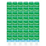 Fleet Laxative Saline Enema for Constipation, 4.5 fl oz, 4 Bottles, 48 Pack