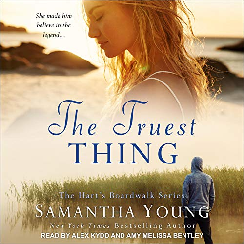 The Truest Thing Audiobook By Samantha Young cover art