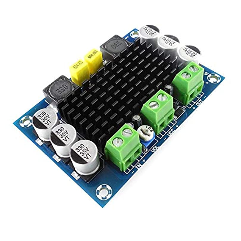 凝視治安判事HW-576モノラル100WのデジタルアンプボードTPA3116D2 12V-26VパワーアンプDIYツール