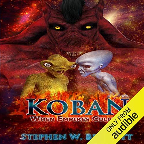 Couverture de Koban: When Empires Collide