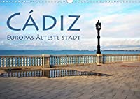 Cádiz - Europas aelteste Stadt (Wandkalender 2022 DIN A3 quer): Die aelteste Stadt des Abendlandes (Monatskalender, 14 Seiten )
