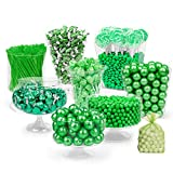 Green Candy for Candy Buffet (Approx 14 lbs)