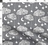 Träume, Unisex, Mond, Stern, Wolke, Süße Träume, Sterne