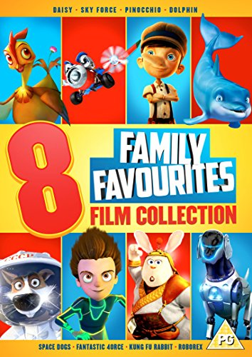 Family Film Collection [DVD]
