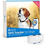 Tractive GPS Dog Tracker (2021) for Dog Collar, Always Know where your Dog is, 24/7 Location and Activity Monitoring