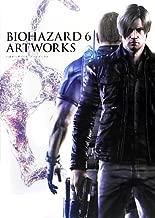 Biohazard 6 Artworks Art Book Resident Evil Capcom Japan