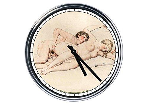 Reloj de pared Peter Johann Nepomuk Geiger