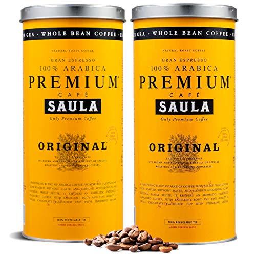 Café en grano Saula,...