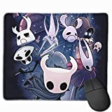 Hollo-w K-Night Crazy Gaming Mouse Pads Custom Overhand Keyboard Mouse Mat Wrist Pad 10' X 12' Gamepad