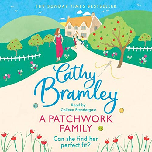 A Patchwork Family audiobook cover art