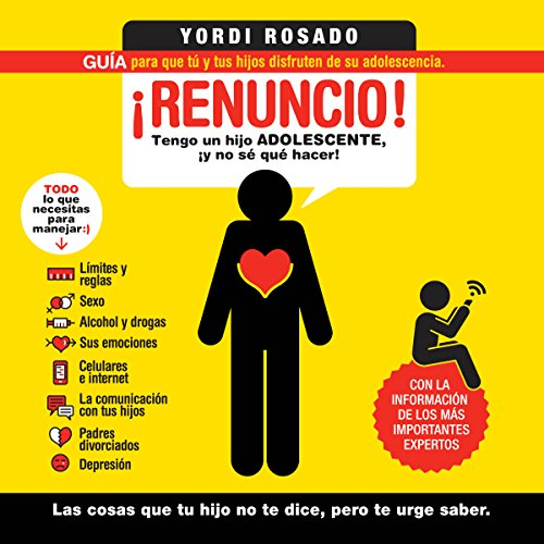 ¡Renuncio! [I Quit!] audiobook cover art