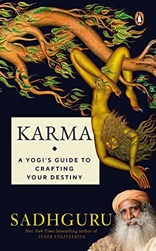 Karma: A Yogi's Guide to Crafting Your Destiny Paperback